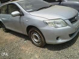 Toyota Fielder for Quick Sale