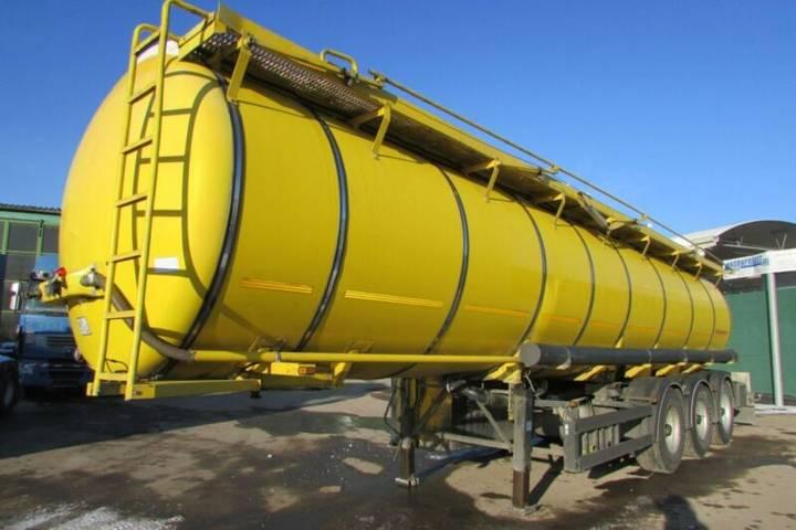 Kaessbohrer STL - 30 - 30.500 liter - 4 Kammer Nr.: 828 - 2007