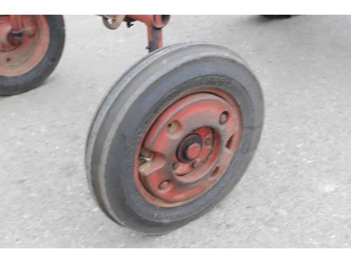 McCormick International Farmall FF Cup Tractor *DEFECT* - image 9