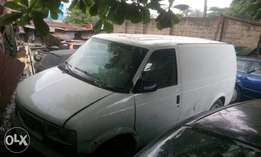 Neatly used GMC safari bus