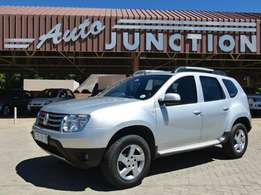 2014 Renault Duster 1.5 DCi Dynamique Manual