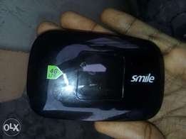 Smile mifi with 3000mah battery
