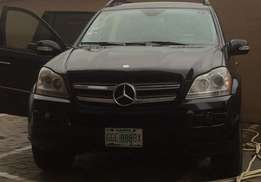 Registered 2007 Mercedes Benz GL450