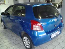 2008 Toyota yaris T3 1.3 for sale R78 999