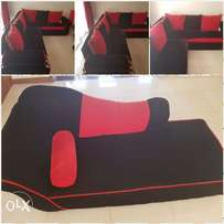 Sofa L shade with devan bed