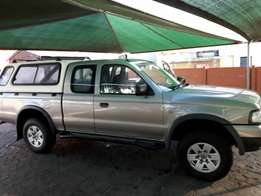 2006 Ford Ranger 2.5xlt supercab with canopy