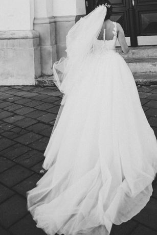 9f77d7028b0bf8 Весільне плаття: 6 000 грн. - Весільні сукні Луцьк на Olx
