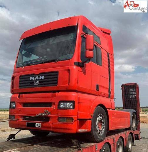 MAN TGA 480 - 2005