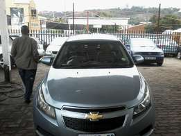 Chevrolet Cruze, Model 2009, Mileage 127000km