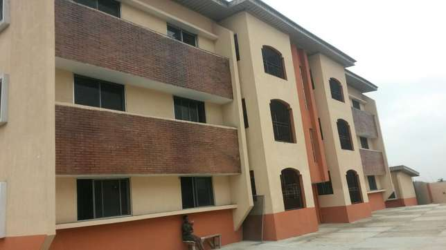 3 bedroom flat with a room bq at Anthony Kosofe - image 1