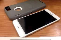 Gold iphone 6s plus for sale