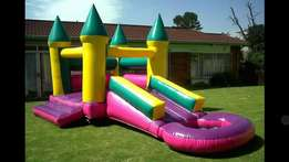 Birthday jumping castle hire
