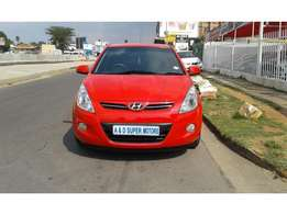 2010 Hyundai i20 1.6 GLS Automatic Hatchback For Sale