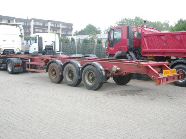 Andere SAnh Container Chassis - 2002