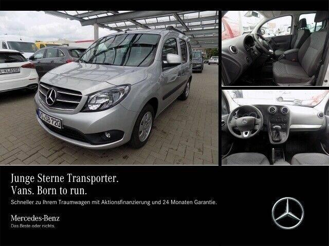 Mercedes-Benz Citan 112 TOURER EDITION KLIMA+RADIO+TEMP+KAMERA - 2018