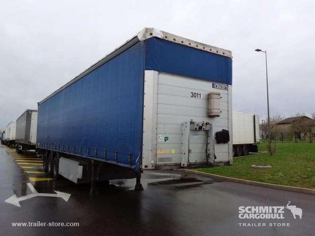 Schmitz Cargobull Semitrailer Rideaux Coulissant Standard Hayon - 2008