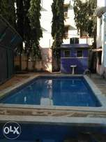 2 bedroom 2nd row beach furnished apartment to let