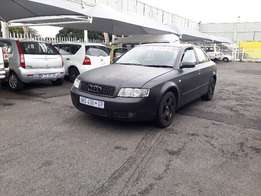 202 Model Audi A-4 Sedan Automatic In Great Condition