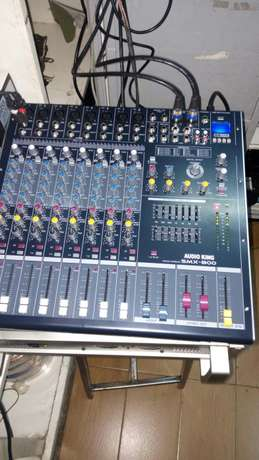 Audio king plain mixer smx_800 Nairobi CBD - image 4