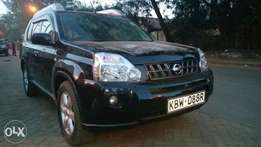 Awesome Nissan xtrail kbw 2008 model.