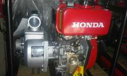 Honda diesel engine water pump 2""