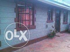 New airstrip two bedroom at zubaru estate past alphax college for rent