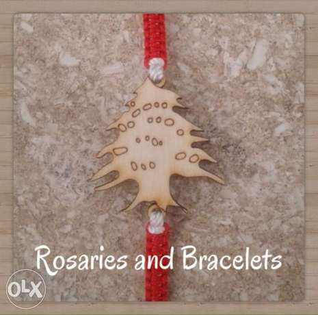 Handmade Rosaries and Bracelets
