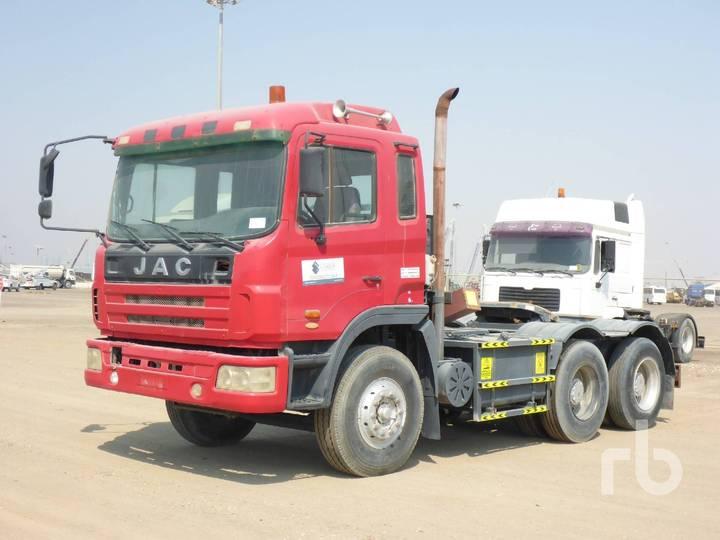 JAC HFC4253K3R1 6x4 - 2007