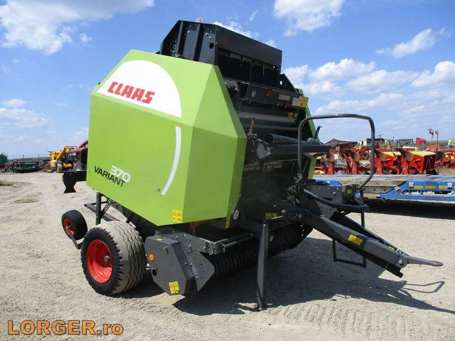 Claas Variant 370 - 2011
