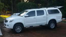 hilux 4x4 double can