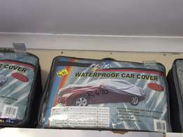 Waterfroof car cover