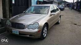 2004 Mercedes Benz c240 for sale in PHC