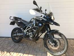 2012 BMW F800 GS!! ABS!!! TRIPLE BLACK Edition!! Only 22000km!!