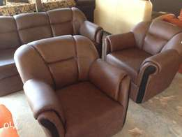 Set Of Leather Chair