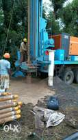 Water borehole drilling services