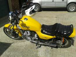 1981Honda GL500 silverwing for sale