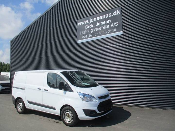 Ford Transit Custom 270s - 2015