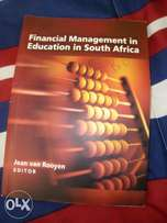 Financial Management in Education in South Africa textbook
