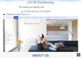 Air conditioning repairs and installations