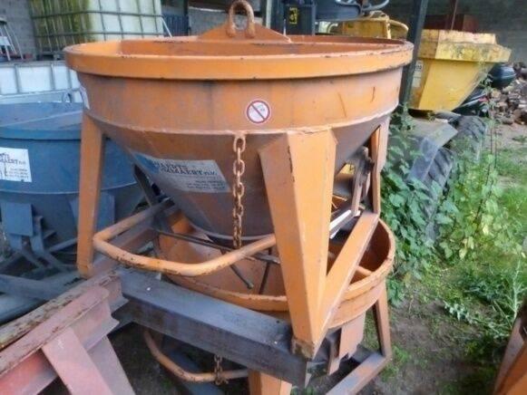 concrete cufa-ref10 concrete mixer for sale by auction - 2019