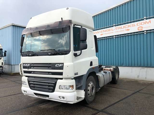 DAF FT CF85-460 SPACECAB (MANUAL GEARBOX / ZF-INTARDER / AIRC... - 2007