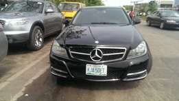 Few Months Used 2008 Upgraded to 2010 Mercedes-Benz C300