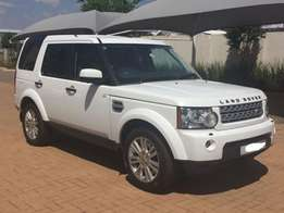 2011 Land Rover Discovery4 SDV6 HSE