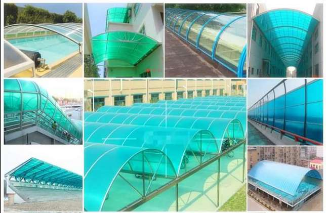 Polycarbonate sheets installers Embu Town - image 1