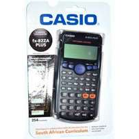 Casio FX-82ZA plus (Brand New)