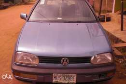 First body Golf3 Wagon with sound Engine available 4 sale for N570k