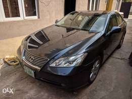 Sharp Lexus ES350 with V6 engine 2008 neat Nigerian Used