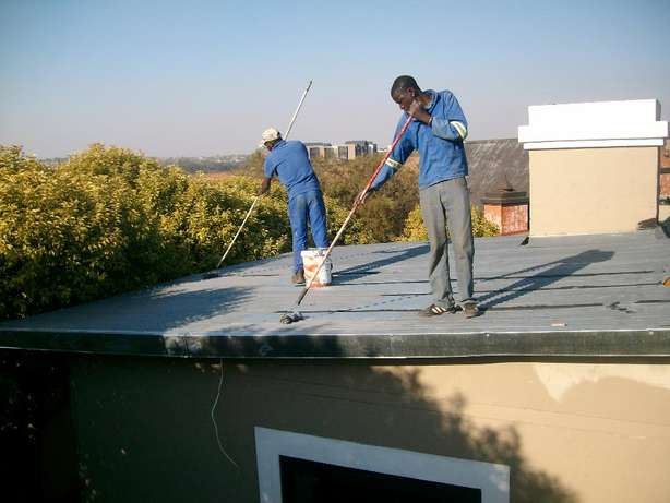 Bitumen Torch On waterproofing|Get a quote for both material and labor Soweto - image 3