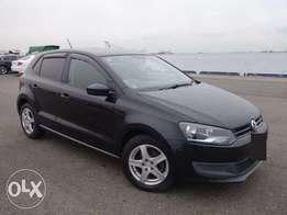 Very Neat Black VW POLO 2011, ALLOY, 1200cc. Only Kes 950,000