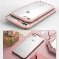 SLIM THINNEST Crystal Clear Bumper TPU Ultra Thin Case for iphone